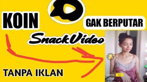 Kenapa Koin Tidak Berputar di Snack Video