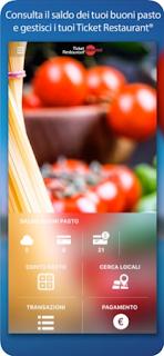 L'app Ticket Restaurant® si aggiorna alla vers 2.4.2