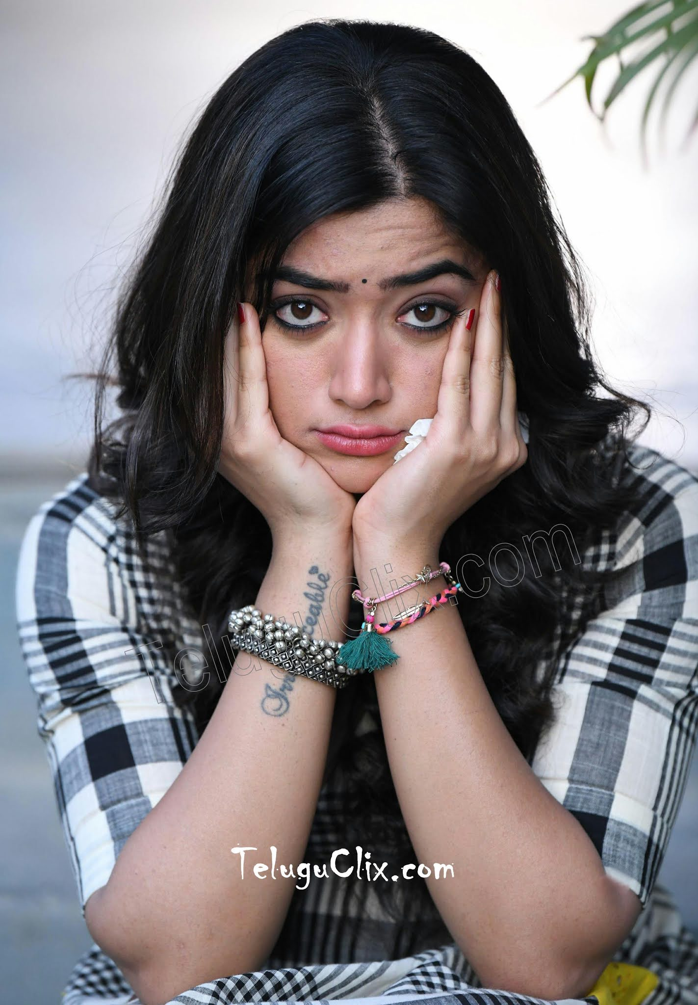 Rashmika Mandanna Innocent Face