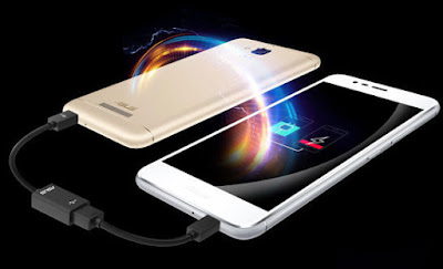 ASUS Zenfone 3 Max power bank