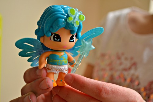 Pinypon fairy and accessories review