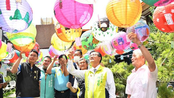 延續彩繪燈籠價值 彰化市社區與商家登記免費索取