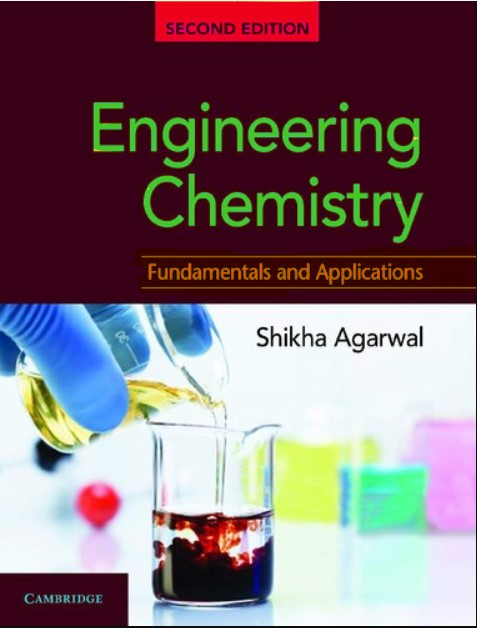 Engineering Chemistry: Fundamentals and Applications 2nd edition  in pdf