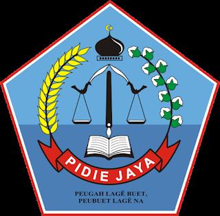 Logo | Lambang Kabupaten Pidie Jaya