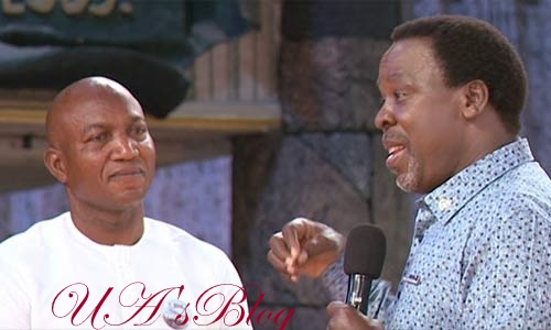 (VIDEO): TB Joshua Told David Lyon Not To Give Testimony Until After Inauguration