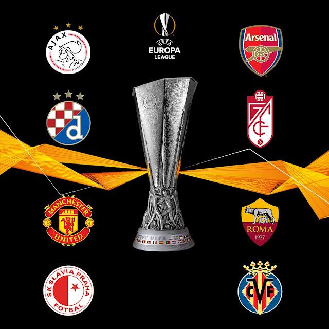 8 Pasukan Layak ke Suku Akhir Europa League.