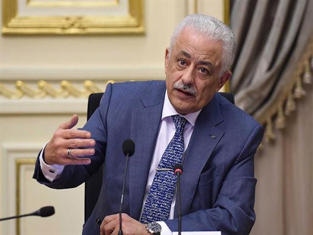 """طارق شوقي: """"فيه طلاب ثانوي مش بيعرفوا يقروا ويكتبوا"""""""