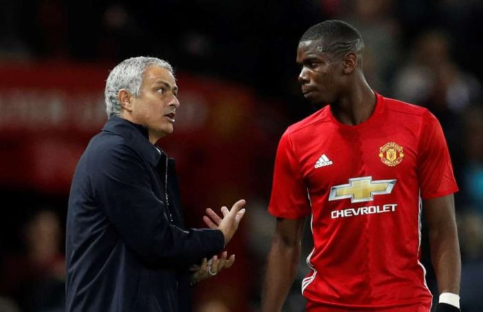 PREMIER LEAGUE!! Mourinho Reveals Why He Made The Decision To Strip Pogba From Man United's Captaincy