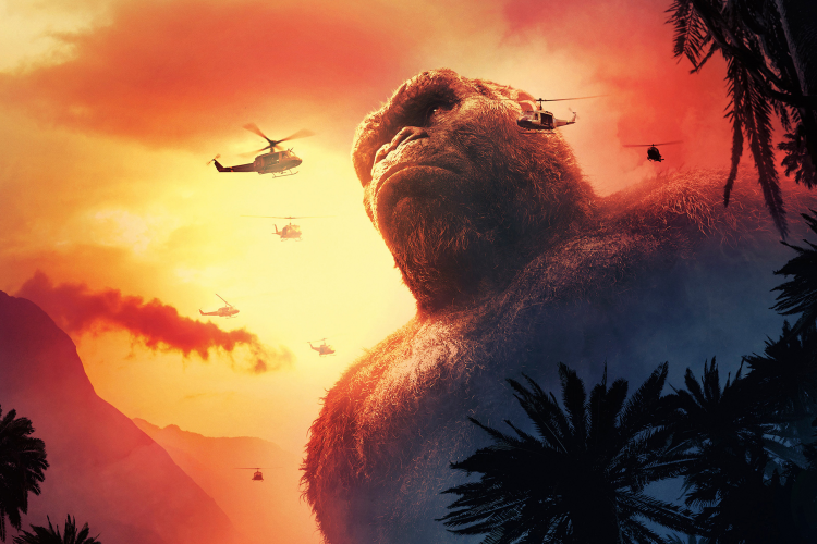 Kong: Skull Island 2017 Movie Review