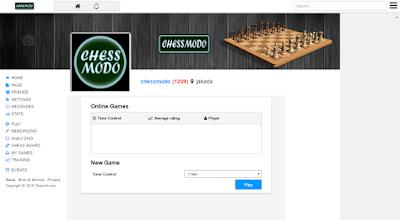 chessmodo, situs game catur online