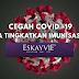 Cegah Jangkitan COVID-19 & Tingkatkan Imunisasi dengan Eskayvie Diffenz