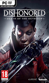 DISHONORED DEATH OF THE OUTSIDER-STEAMPUNKS-Gampower