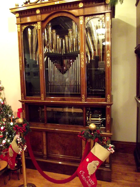 Welte Orchestration Mechanical Self Playing Pipe Organ