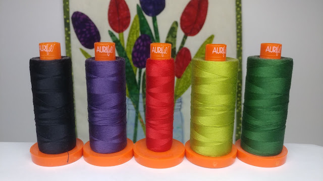 Aurifil 50wt thread
