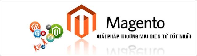 Dịch vụ thiết kế website bán hàng bằng Magento