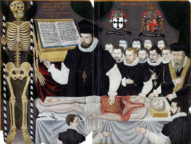 Orang-Orang Eropa Dulu Gemar Melakukan Kanibalisme untuk Kesehatan