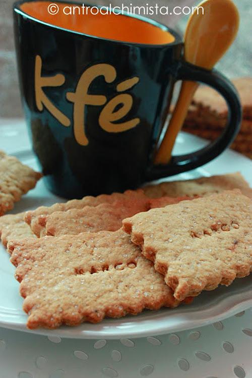 Biscotti da Famiglia al Caffè