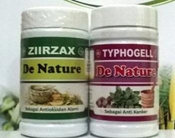 Obat Kista Ovarium Herbal de Nature - Alami Aman Ampuh