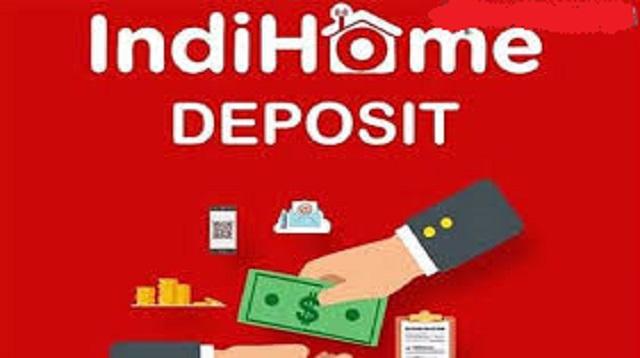 Cara Bayar Deposit Indihome