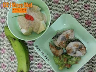menu diet mayo yang murah dan sederhana