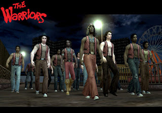 The Warriors PSP for android [OFFLINE]