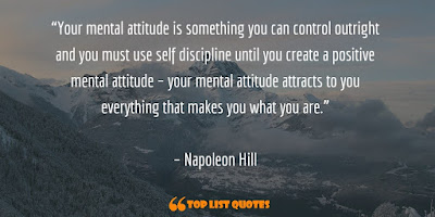 Positive Mental Attitude Meaning