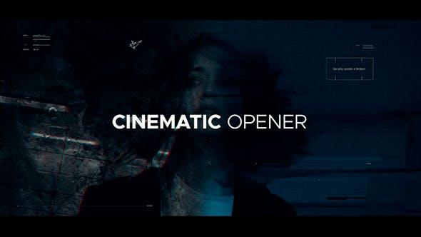 Videohive Cinematic Opener 21078374
