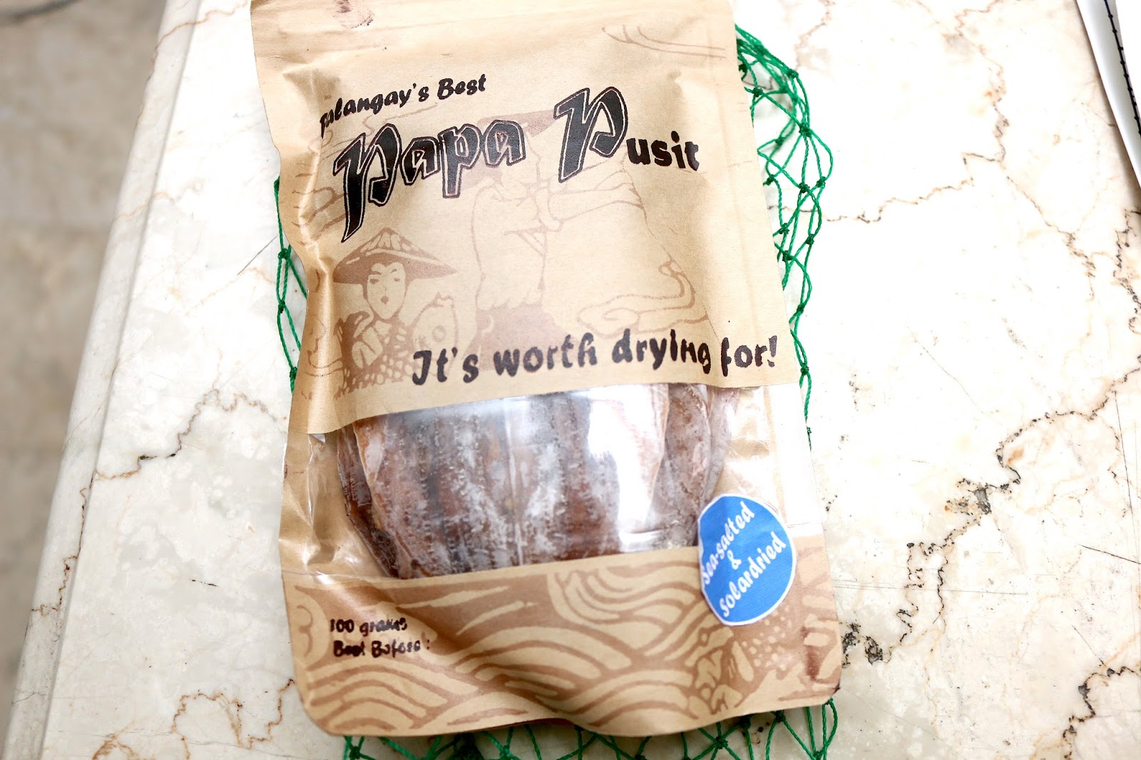 AGING'S and BALANGAY'S BESTS: Supporting Local | Food In The Bag