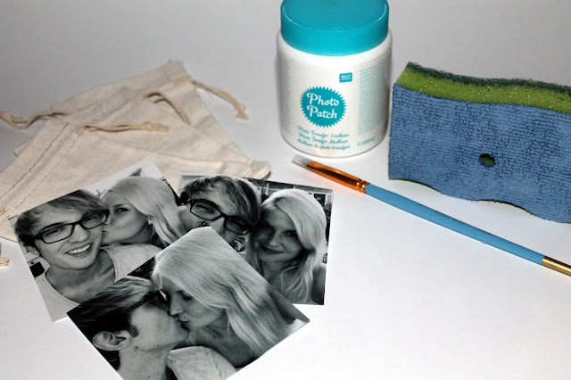 DIY, Basteln: Photo Potch Geschenkverpackung als Geschenkidee - DIYCarinchen