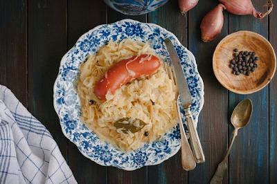 Sauerkrautdish