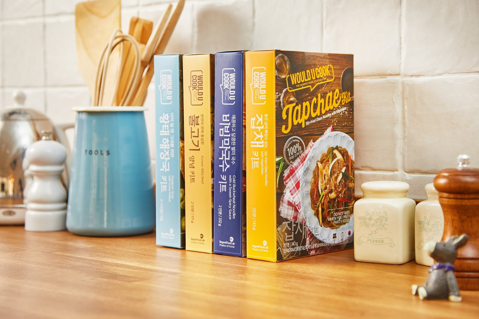Would You Cook On Packaging Of The World Creative Package Design