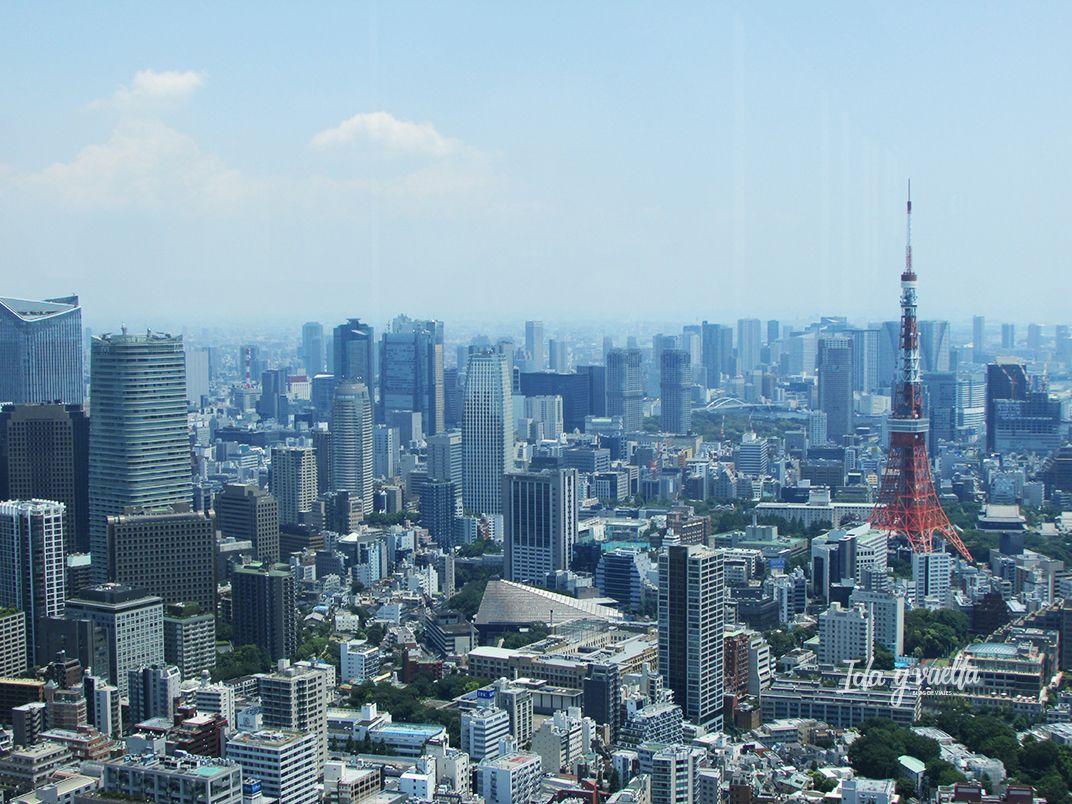 Vista desde la Torre Mori