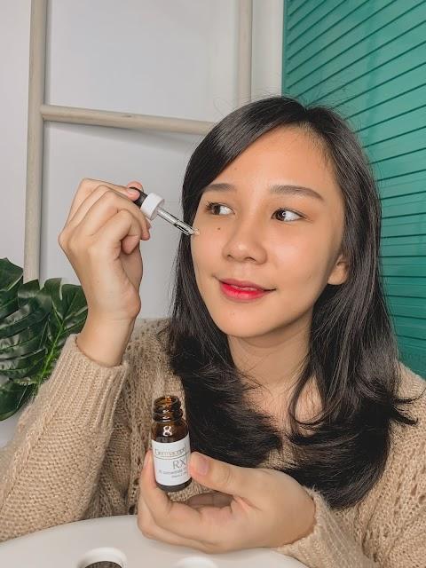 Review Lengkap Rangkaian Skincare Pencerah, Dermacept RX