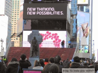 Times Square de dia