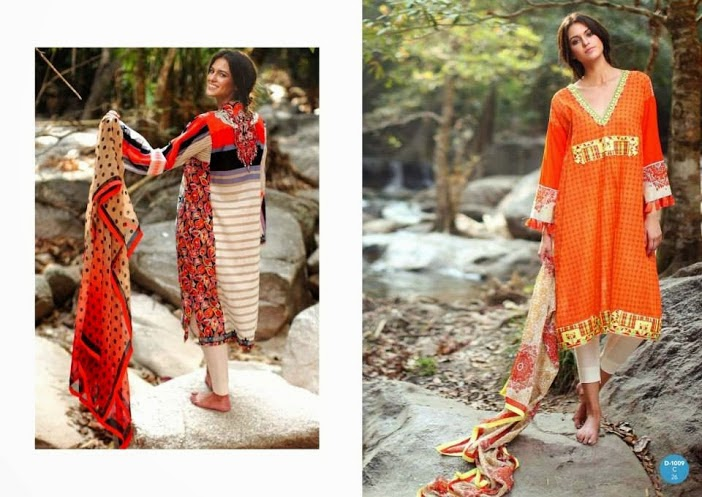 komal lawn collection