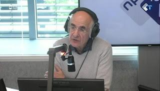 Frits Spits terug op radio