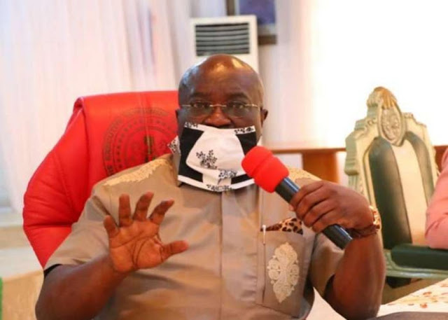 PDP: Governor Ikpeazu charges newly-elected PDP exco to take party higher