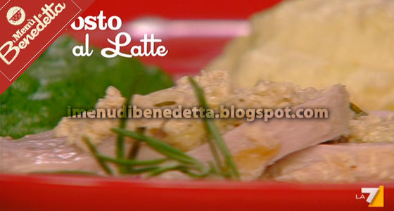 Arrosto al latte la ricetta di benedetta parodi for Arrosto di vitello fatto in casa da benedetta