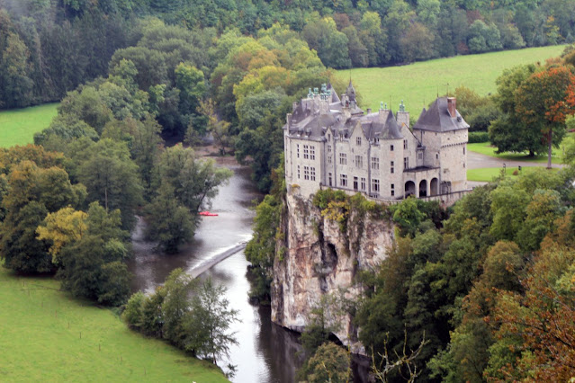 Walzin Castle Château de Walzin