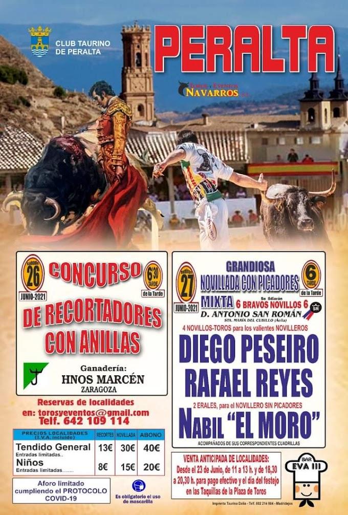 Diogo Peseiro actuará dia 27 em Peralta (Espanha)
