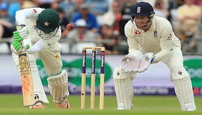 England vs Pakistan Test