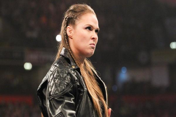 روندا روزي حول ما إذا كانت ستعود إلى العمل داخل حلبات WWE