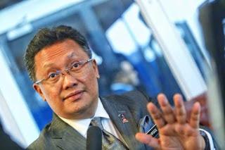 Rahman Dahlan Lega Guan Eng Ditangkap
