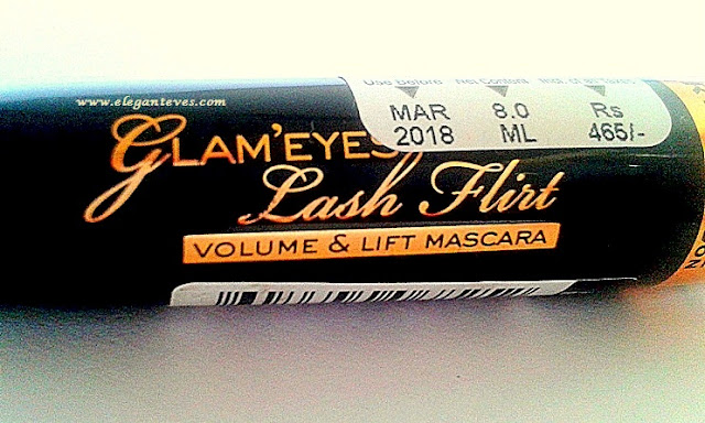 Rimmel London's Glam'Eyes Lash Flirt Mascara