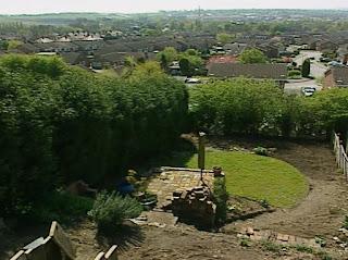 Heather & Russell Eales garden