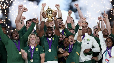 South Africa beat England 12-32, win the Rugby World Cup Final 2019 for third time.