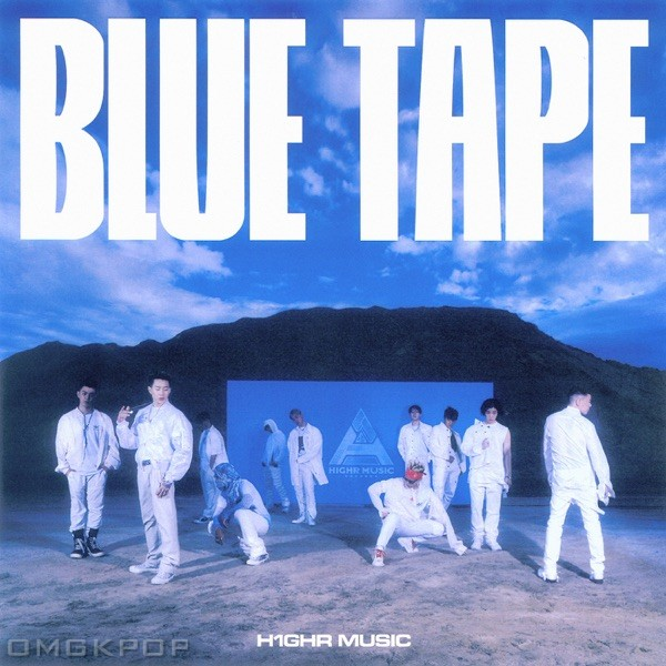 H1GHR MUSIC – H1GHR : BLUE TAPE