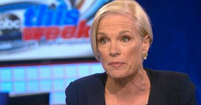 Planned Parenthood's ex-CEO says pro-lifers are lying lawbreakers. She must be confused.