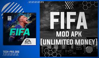 FIFA Soccer 21 MOD APK [UNLIMITED MONEY - UNLOCKED PLAYERS] Latest (V14.7.00)