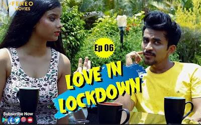 Arti Sharma Web series love in luckdown